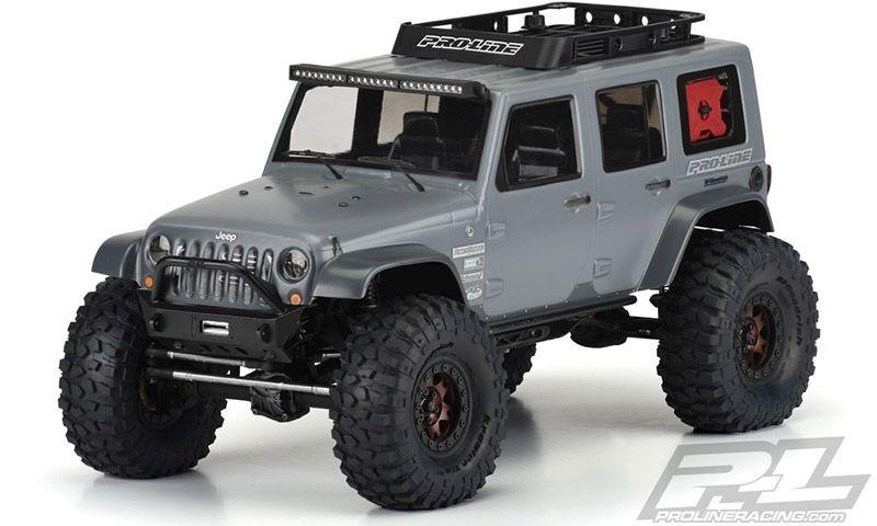Pro-Line Jeep Wrangler Unlimited