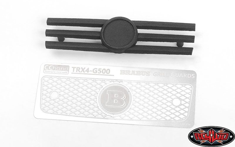 Emblem Grille for Mercedes-Benz G 63 AMG 6x6