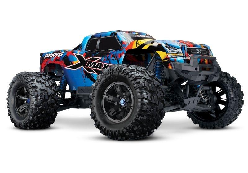 TRAXXAS X-Maxx 4x4 VXL RocknRoll RTR ohne Akku/Lader