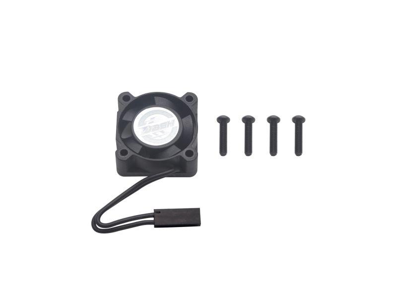 Dash Ultra High Speed ESC Cooling Fan 25x25x10mm (Plastic)