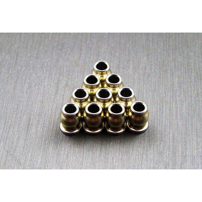 SAMIX Enduro Samix aluminium 5.8mm flange ball