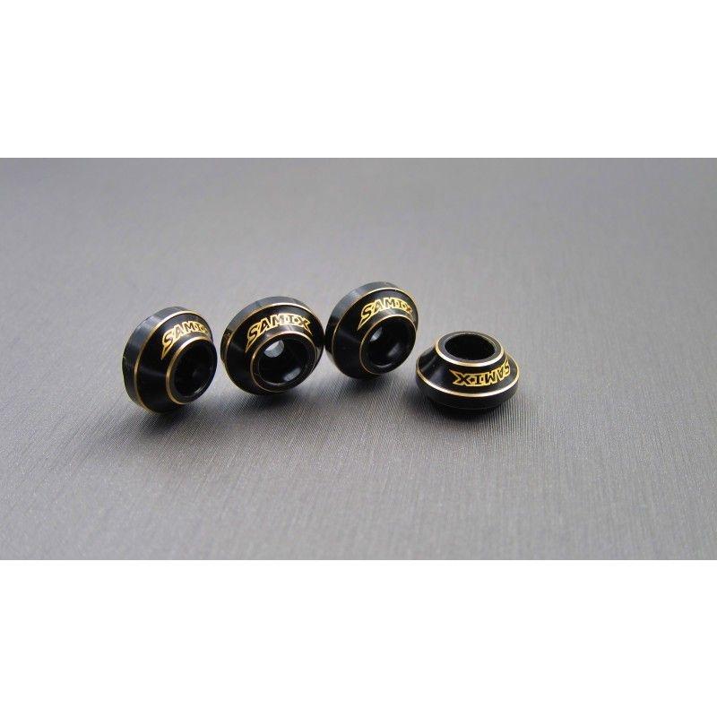 SAMIX TRX-4 brass shock spring under cap