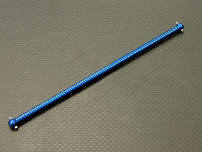 ALLOY MAIN SHAFT - 1PC blue