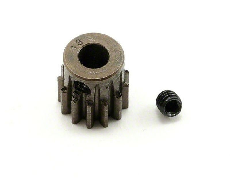 Extra Hart 5mm Bohrung .8 Modul Ritzel 13 Zähne