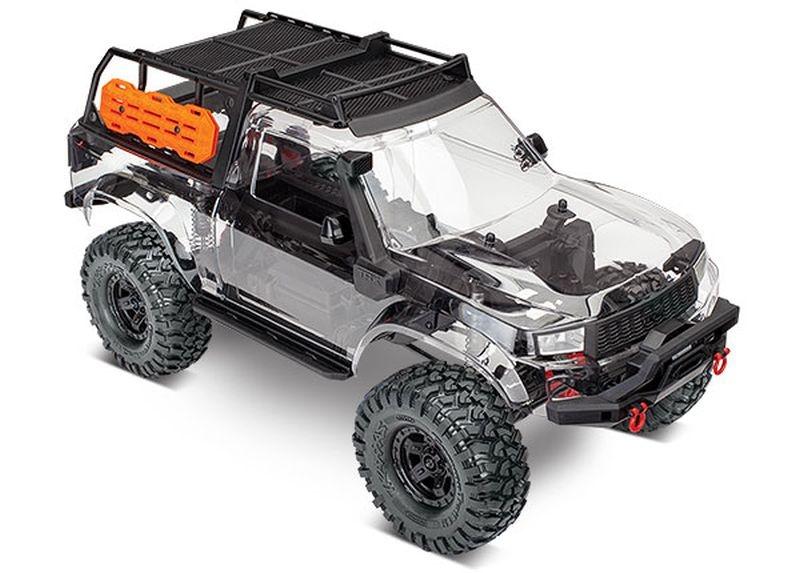 TRAXXAS TRX-4 Sport 4x4 Kit (Bausatz) ohne Elektronik