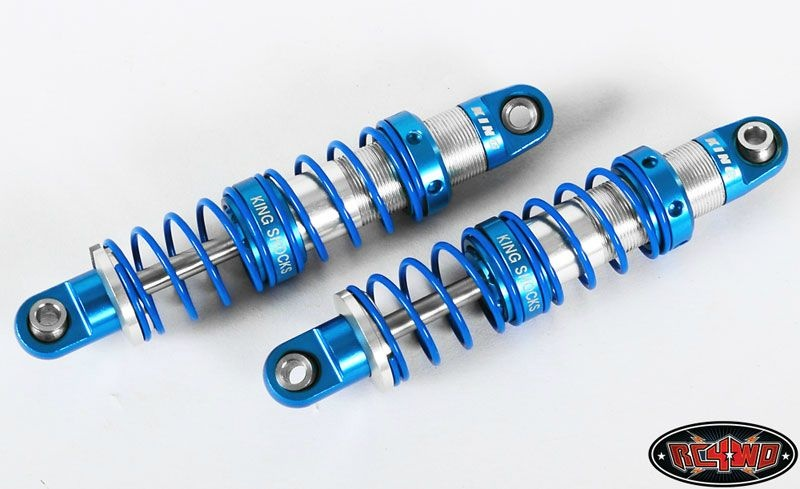 King Off-Road Scale Dual Spring Shocks (70mm)