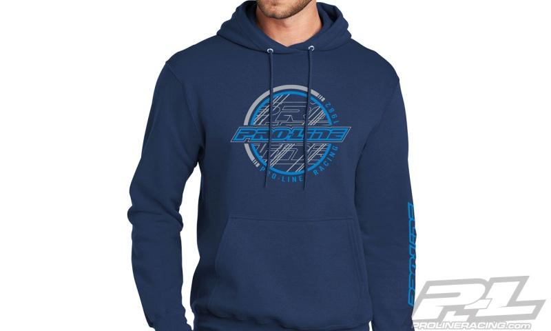 Pro-Line Sphere Navy Hoodie Sweatshirt