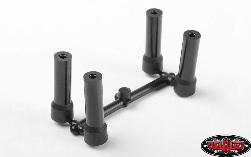 RC4WD Toyota 4Runner Body Mount Posts for TF2 Chassis