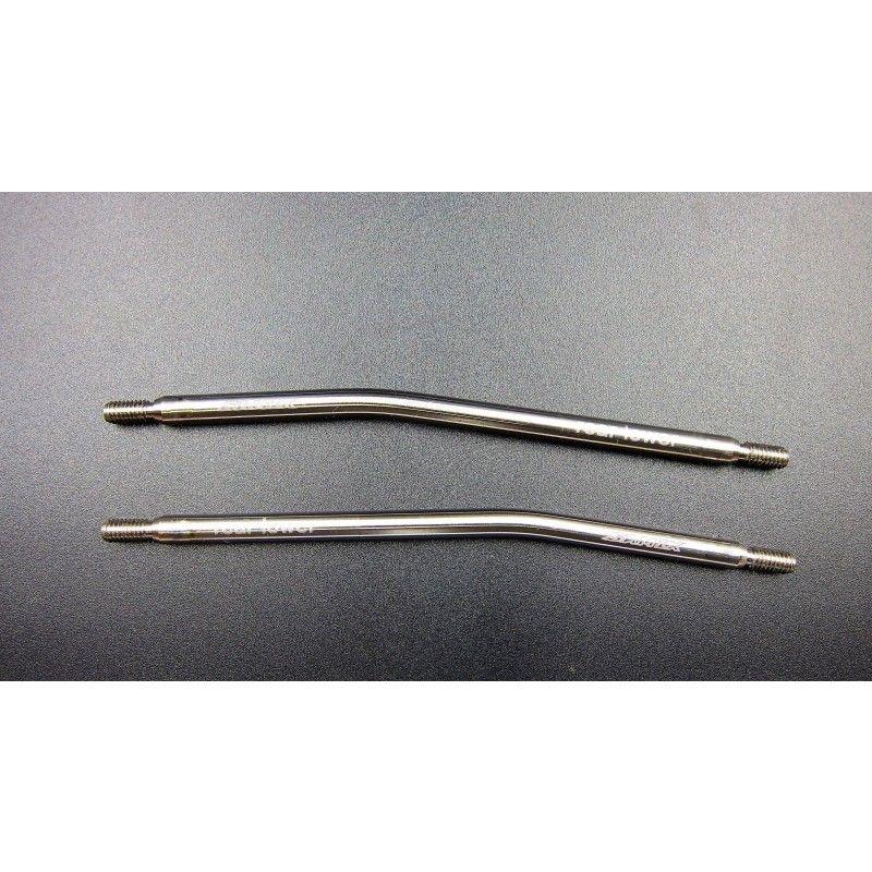 SAMIX SCX10 high clearance titianium rear lower link set