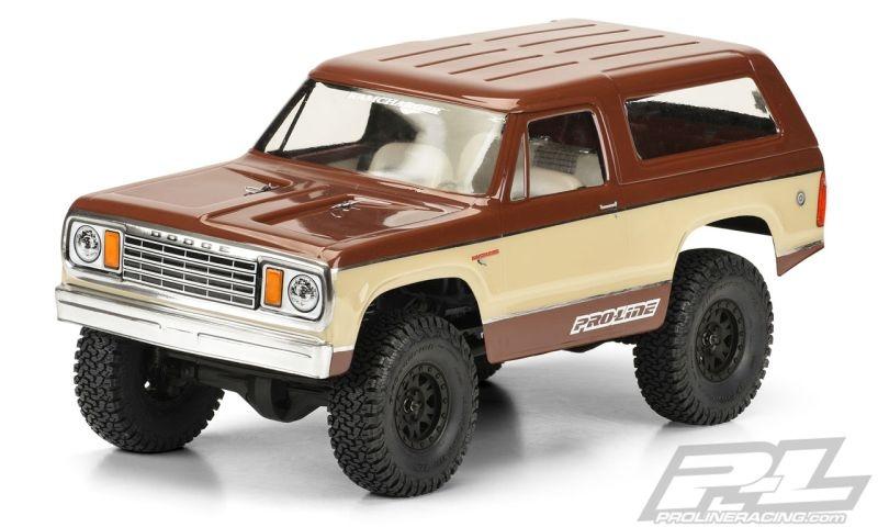 ProLine 1977 Dodge Ramcharger Karo klar