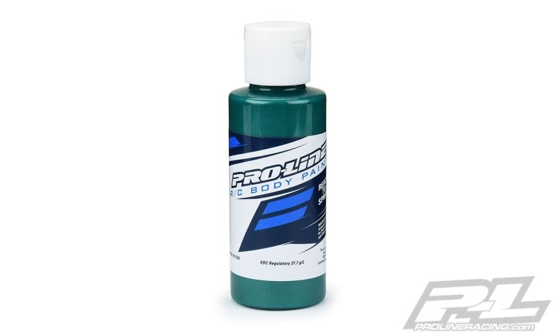 Pro-Line RC Body Paint - Pearl Green
