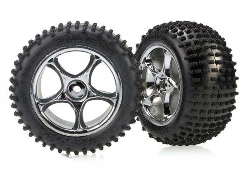 Reifen + Felgen montiert