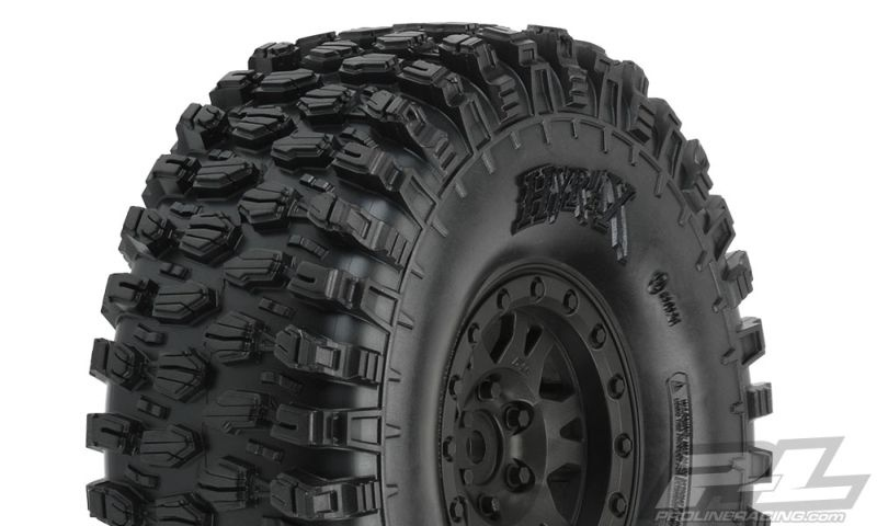 Pro-Line Hyrax 1.9  G8 Rock Crawler Reifen auf Felge