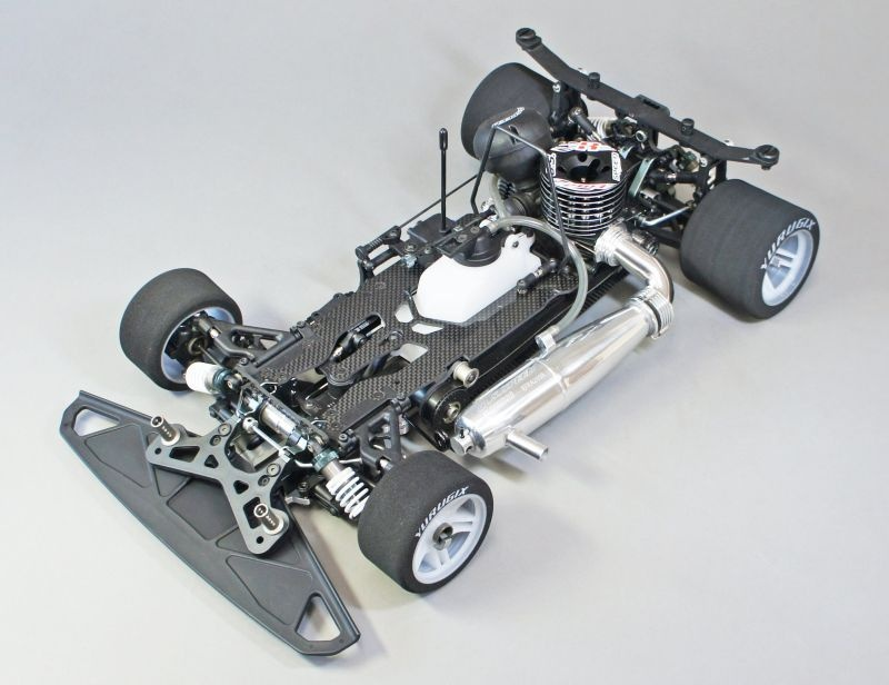 SLVR MRX-6R Verbr. Glattbahn Chassis