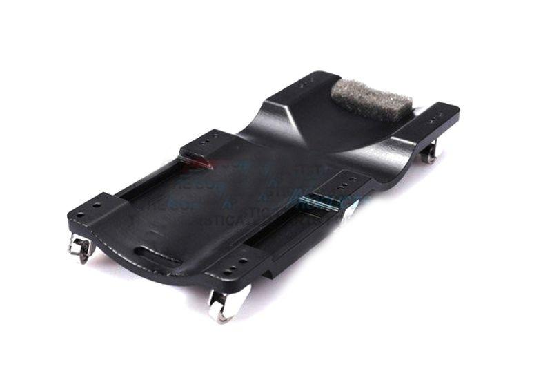 SCALE ACCESSORIES: CAR CREEPER -1PC black