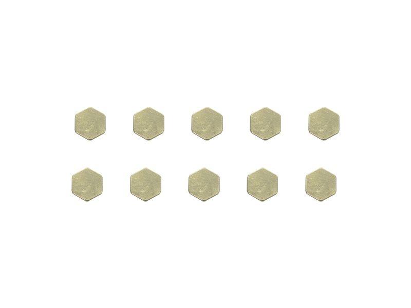 Honeycomb Weight Plate 1.8g (10)