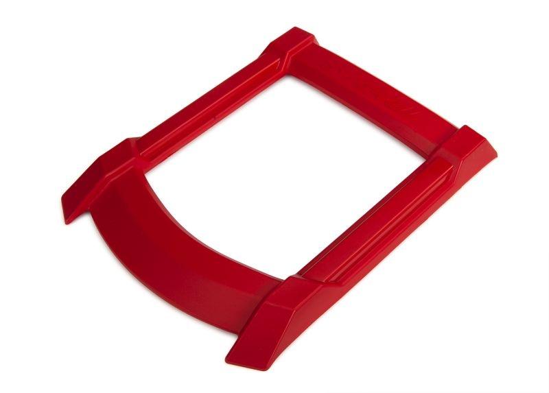 Dach Skid-Platte rot (erfordert TRX7713X)