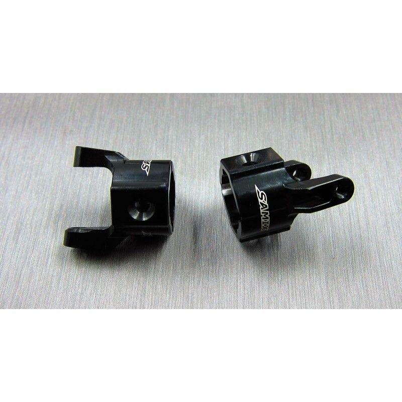 SAMIX SCX10 Samix hub carrier (8 degree) black