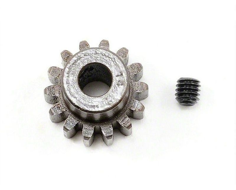 Extra Hart 5mm Bohrung 1.0 Modul Ritzel 14 Zähne