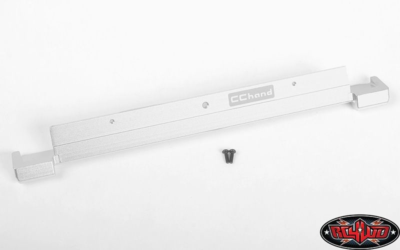 Slick Metal Rear Bumper for JS Scale 1/10 Range Rover Classi