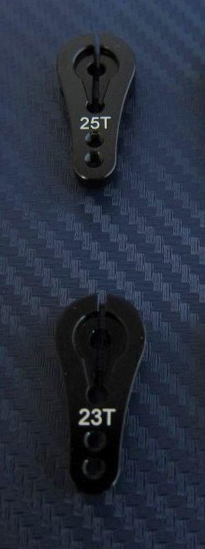 SAMIX For KO use 23T servo horn black