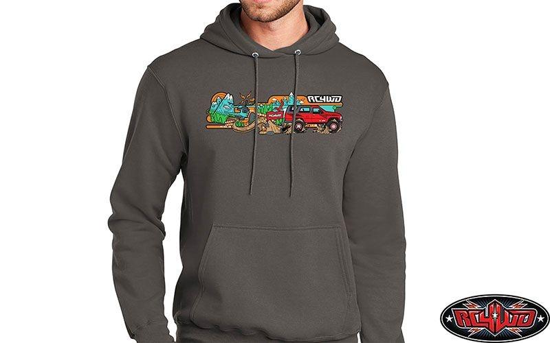 RC4WD Lifestyle Hoodie (2XL)