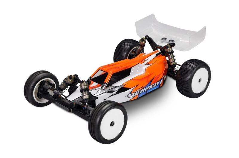 Spyder SRX2 Gen3 1:10 2WD EP Buggy with opt. Gear Diff
