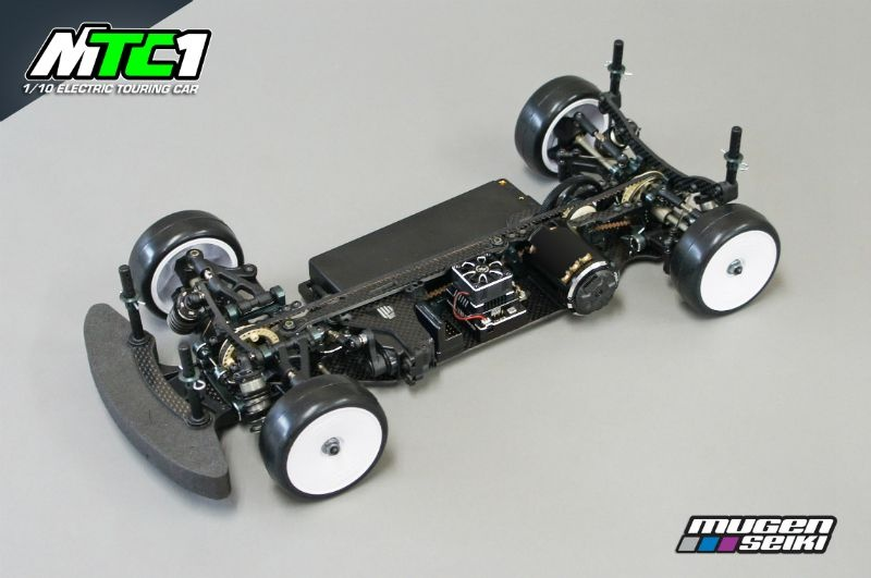 SLVR MTC1 Elektro-Tourenwagen Chassis