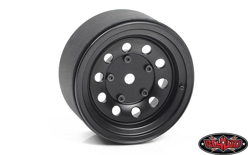 Burato 2.2 Single Wheel (Black)