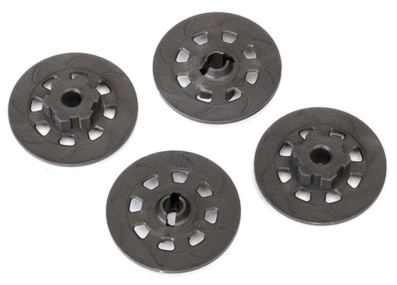 Radmitnehmer, Sechskant (Bremsscheiben-Design) (4)