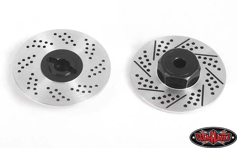 RC4WD Baer Brake Systems Rotor and Caliper Set (1.9/2.2)