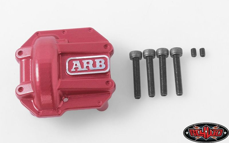 ARB Diff Cover for Axial AR44 Axle (SCX10 II)