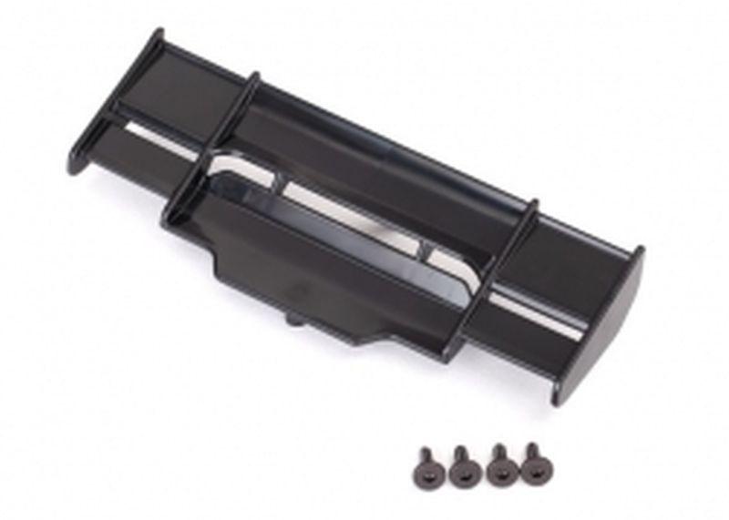Flügel Rustler 4X4 schwarz +Schrauben