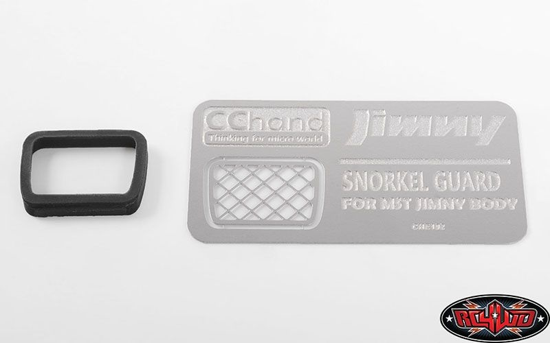 Snorkel Guard for MST 1/10 CMX w/ Jimny J3 Body