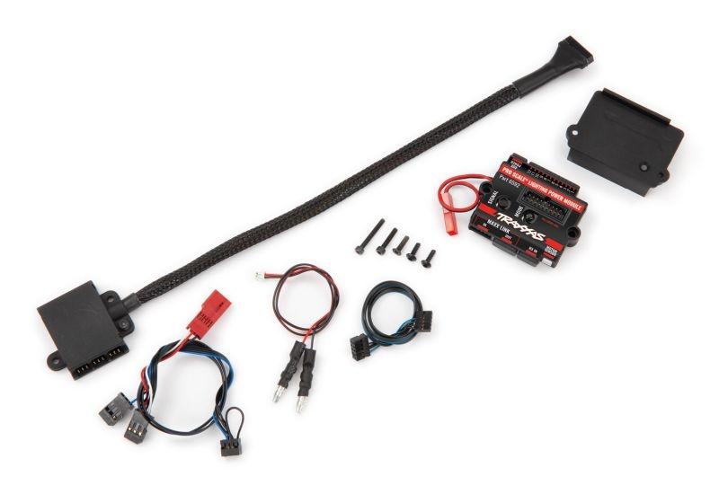 PRO SCALE advanced Licht-Control-System Power-Modul+Verteile