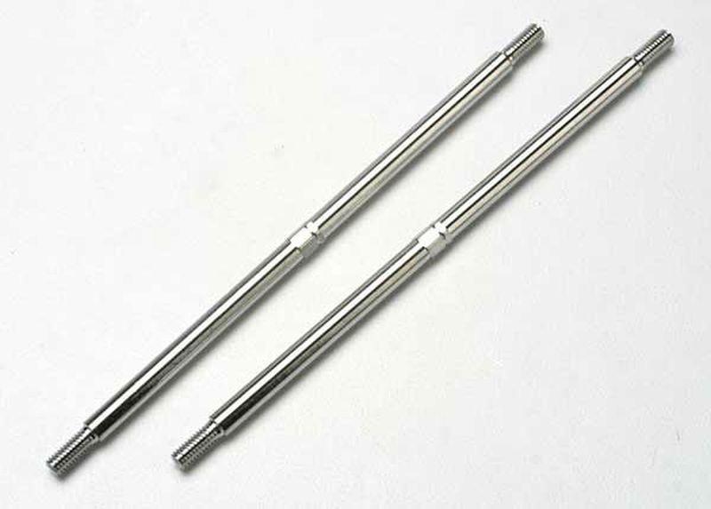 L/R Gewindestangen, Stahl 5mm