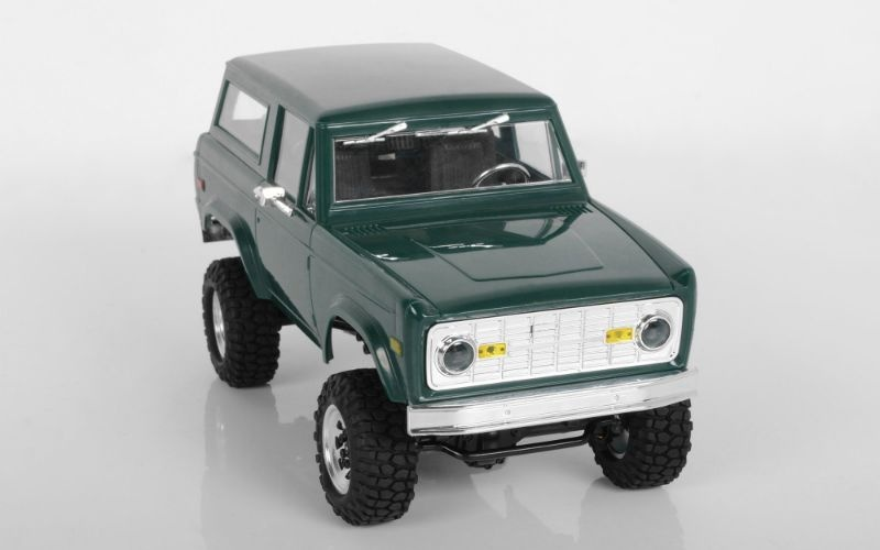 RC4WD 1/18 Gelände II RTR w/BlackJack Body Set