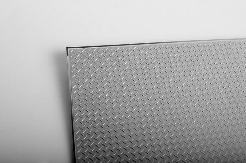 Scale Diamond Plate Aluminum Sheets (Style B)