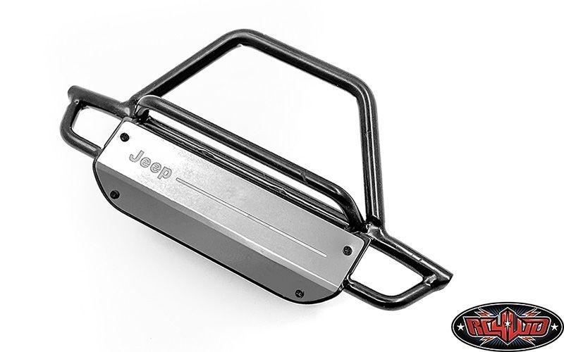 KS Steel Front Bumper for Axial 1/10 SCX10 III