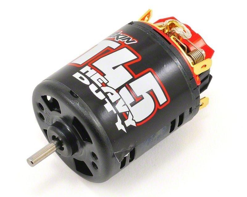 Rock Crawler Brushed Motor 45T HD