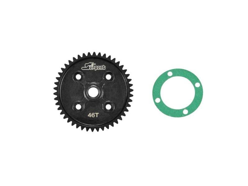 HTD spur gear 46T SRX8 (SER601063)