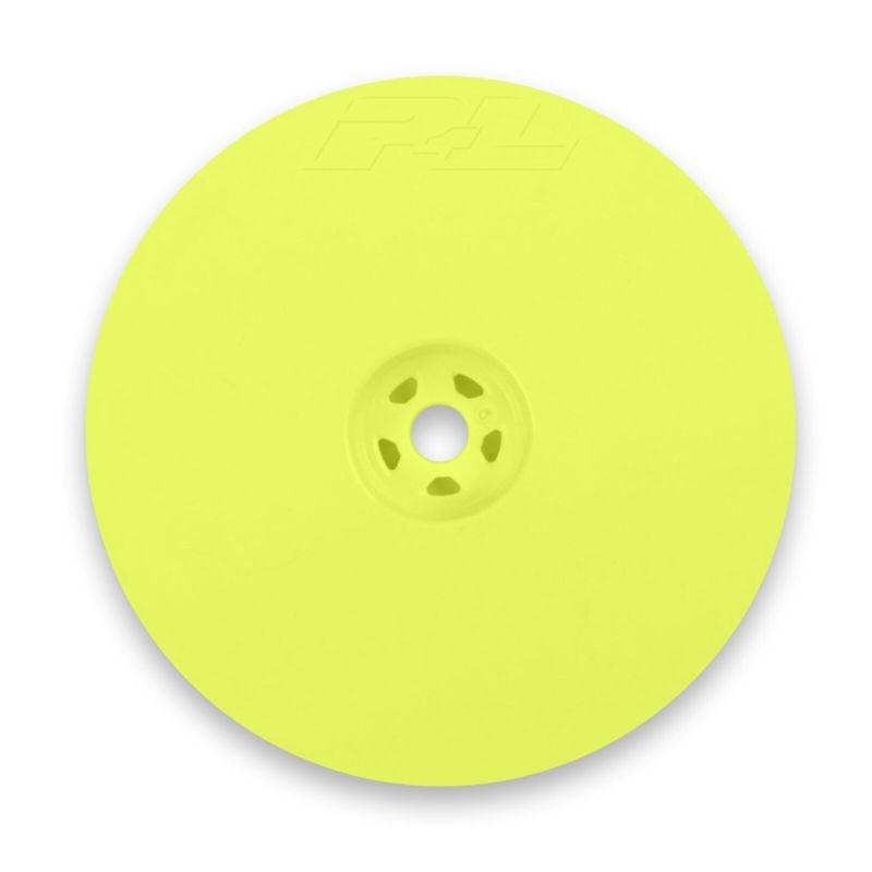 Pro-Line Velocity 2.2 hinten gelb