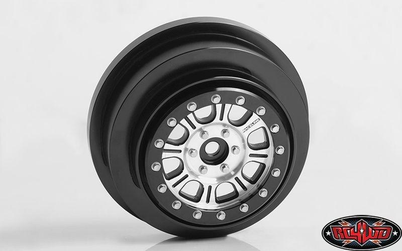 Raceline Monster 2.2 / 3.0 Traxxas UDR Beadlock Wheels Front
