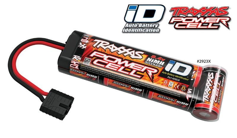 Power Cell 3000mAh 8,4V