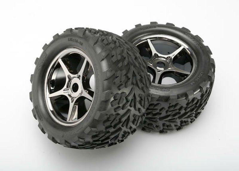 Felgen+Reifen montiert