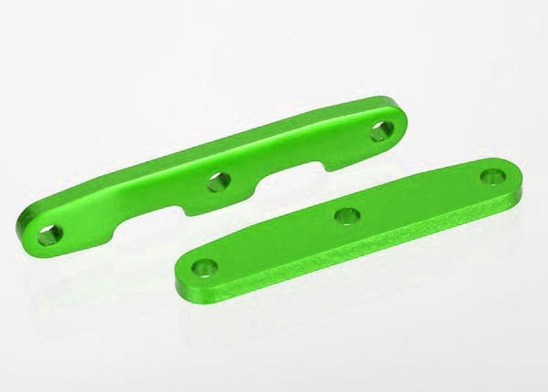 Bulkhead tie bars v/h Alu grün