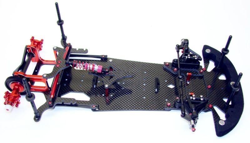 CRC GenX 10 R/T (für Rubber-Tyres)