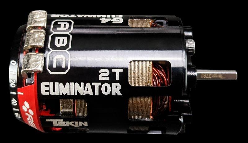 2.0 Gen4 Eliminator, 13,5mm x 25.5mm x 5mm torque rotor Ylw