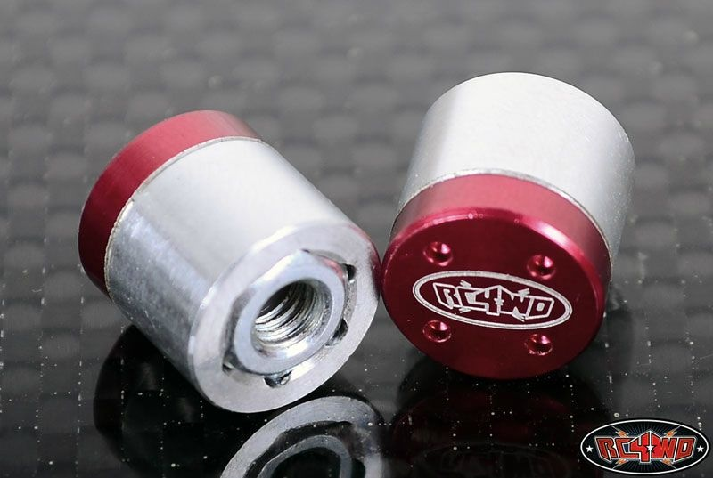 RC4WD Drive Flange Wheel Nut Cover