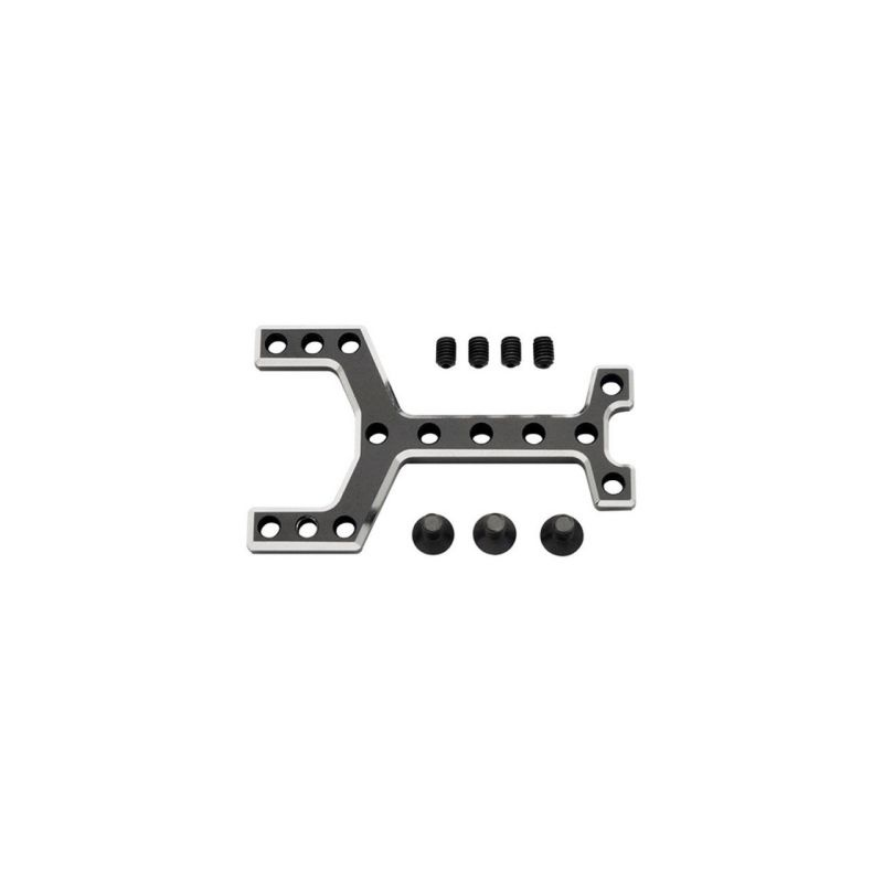 Adjustable chassis brace set rr X20 (SER401913)